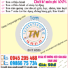 In tem bảo hành giá rẻ Phú Thọ, thiết kế miễn phí, ship code toàn quốc, thanh toán khi nhận