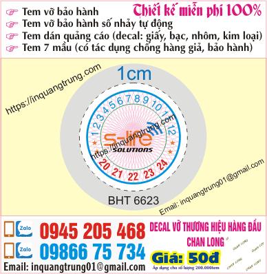In tem vỡ tại Thanh Hóa