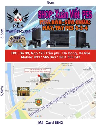 In card visit tại Quảng Ngãi