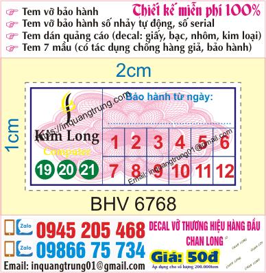 In tem vỡ tại Đà Nẵng