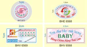 Nhận biết về tem bảo hành