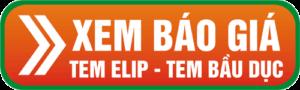 Bảng giá in tem bảo hành elip