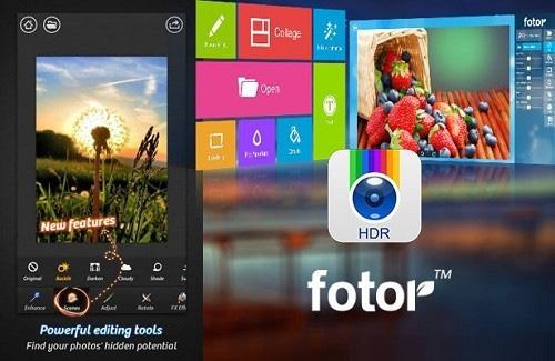 App Fotor